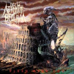 Advent Of Bedlam - Flesh Over God