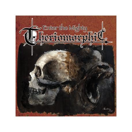 Autocolante – Theriomorphic - Enter The Mighty Theriomorphic