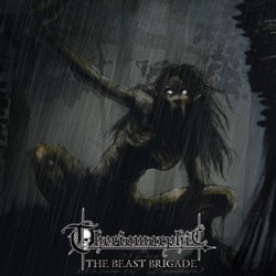 Autocolante – Theriomorphic - The Beast Brigade