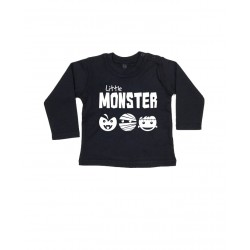 Mini Long Sleeve - Little Monster