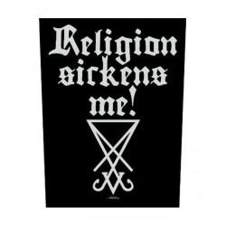 Dorsal - Dimmu Borgir - Religion Sickens Me!