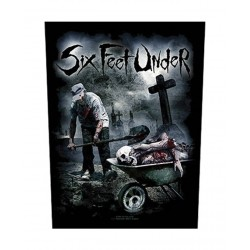 Dorsal - Six Feet Under - Dead Meat