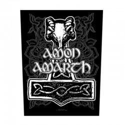 Dorsal - Amon Amarth - Hammer