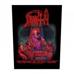 Dorsal - Death - Scream Bloody Gore