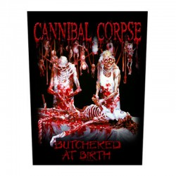 Dorsal - Cannibal Corpse - Butchered at Birth