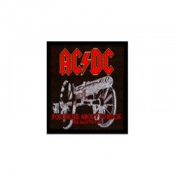 Patch - AC/DC - For Those About to Rock