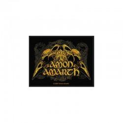 Patch - Amon Amarth - Raven Skull