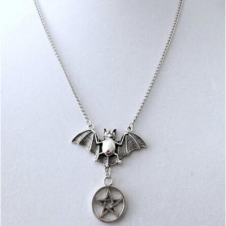 Fio Morcego + Pentagrama