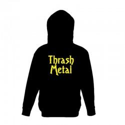 Sweat com Capuz - Thrash Metal