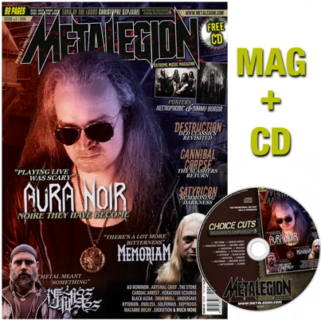 Metalegion #3
