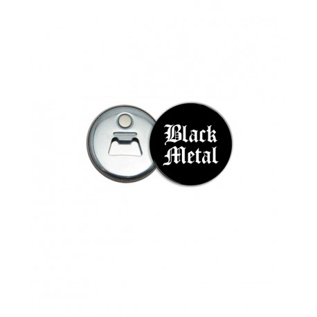 Magnet - Black Metal