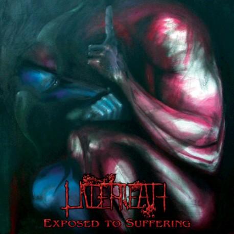 Underneath – Exposed to Suffering [digital single]