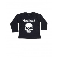 Mini Long Sleeve - Metalhead