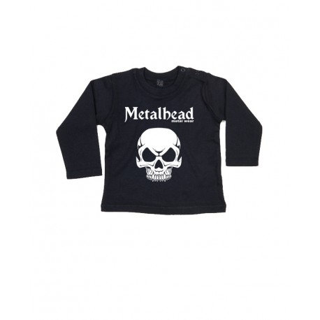 Mini Long Sleeve - Metalhead