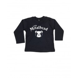 Mini Long Sleeve - Panda