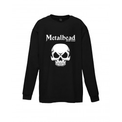 Mini Long Sleeve Kids - Metalhead