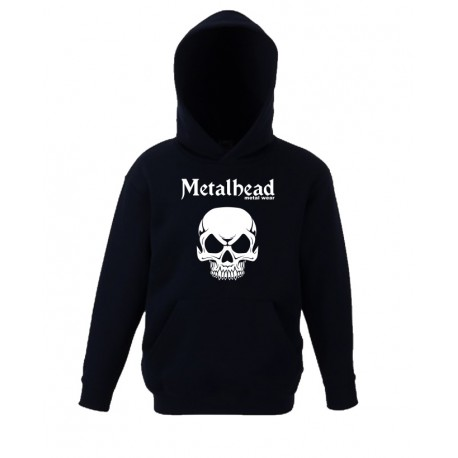 Mini Hooded Top - Metalhead