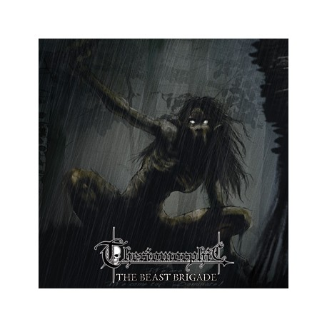 Autocolante – Theriomorphic - The Beast Brigade