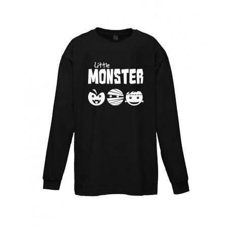 Mini Long Sleeve - Little Monster
