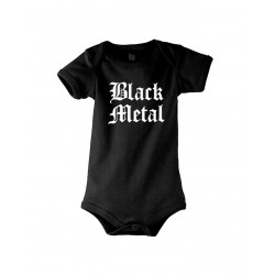 Bodysuit - Black Metal