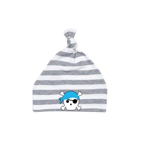 Gorro - Pirate Skull Blue