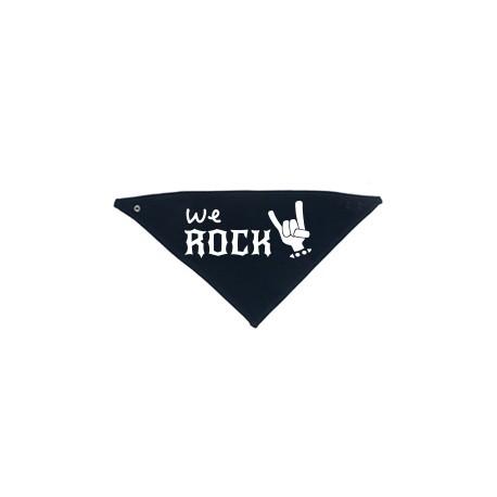 Bandana Bib -  We Rock
