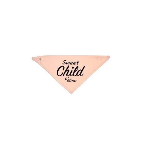 Bandana Bib - Sweet Child o' Mine