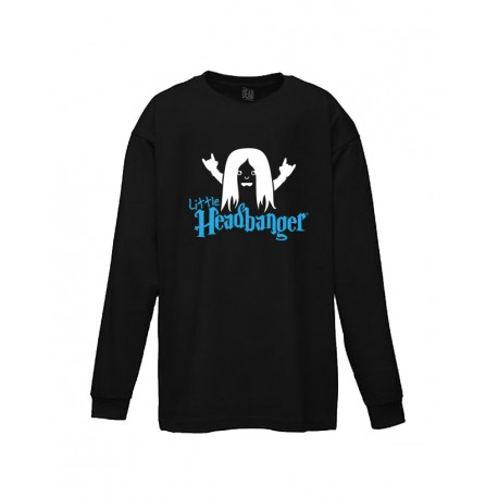 Mini Long Sleeve - Little Headbanger