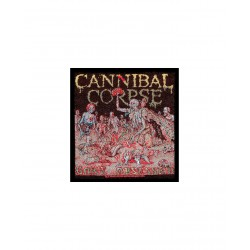 Patch - Cannibal Corpse - Gore Obsessed