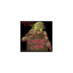 Patch - Cannibal Corpse - Eaten Back to Life