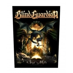 Backpatch - Blind Guardian - A Twist in the Myth