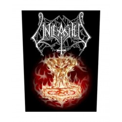 Backpatch - Unleashed - Hammer