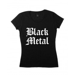 Girlie - Black Metal