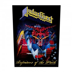 Backpatch - Judas Priest - Defenders of the Faith
