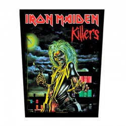 Backpatch - Iron Maiden - Killers