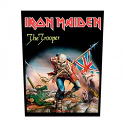 Backpatch - Iron Maiden - The Trooper