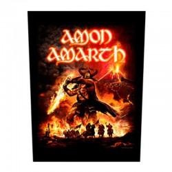 Dorsal - Amon Amarth - Surtur Rising