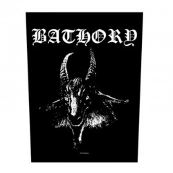 Backpatch  - Bathory - Goat