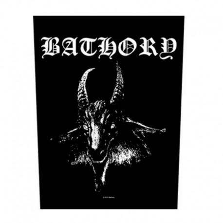 Backpatch  - Bathory - Goat