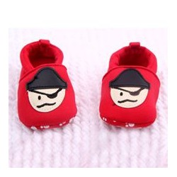 Baby Slippers - Pirate