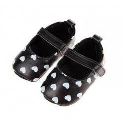 Baby Shoes - Hearts