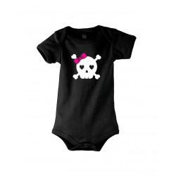 Bodysuit - Girl Skull