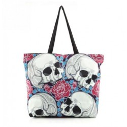 Skulls Shopping Bag