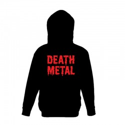 Sweat com Capuz - Death Metal