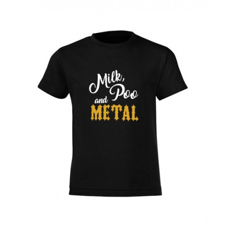 Mini - Milk, Poo and Metal