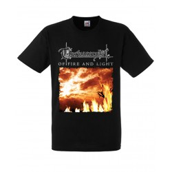 T-shirt - Theriomorphic - Of Fire And Light