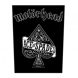 Backpatch  - Motörhead - Ace of Spades
