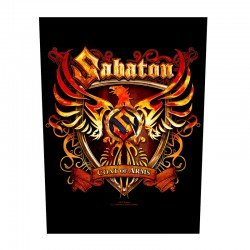 Backpatch - Sabaton - Coat of Arms