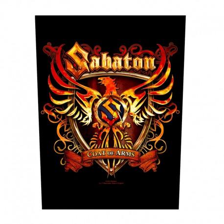 Dorsal - Sabaton - Coat of Arms