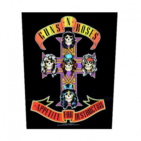 Dorsal - Guns N Roses - Appetite for Destruction